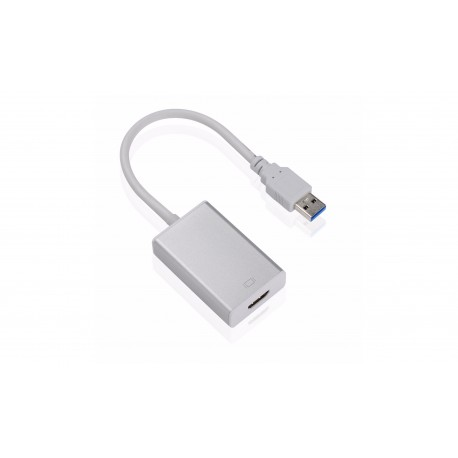 Adaptador de Vídeo Externo USB 3.0 a HDMI