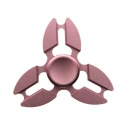 Tri-Spinner Fidget Spinner Juguetes Aluminum