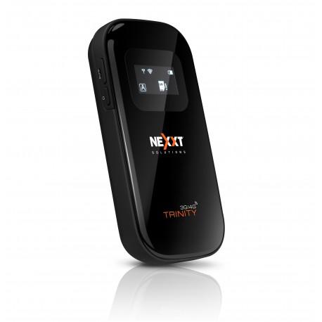 Trinity 3G/4G Punto de Acceso Inalámbrico Móvil